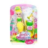 Кукла Barbie 18 см русалочка Дримтопия три вида, Mattel Супер цена