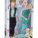 Кукла Frozen 2 вида, шарнир. , в кор. 31 20 5см