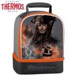 .Ланчбокс Термосумка для завтраков Пираты Карибского Моря Pirates of Сaribbean Джек Воробей Thermos