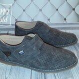 Новая коллекция Замшевые туфли мальчику р.32-37, туфли мальчику