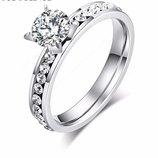 Кольца из ювелирной нержавеющей стали разные виды, размеры кольцо