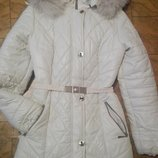 Зимняя курточка пальто