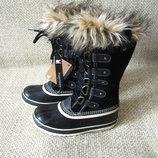 Чобітки снігоходи оригінал Sorel NL1540-010 розмір 35-35.5