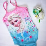 Сдельный купальник Disney 1,5-2г Холодное Сердце