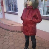Зимняя классная курточка