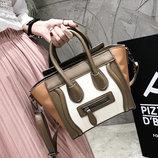 Оригинальная женская сумка в стиле Celine Luggage В Наличии