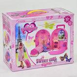 Кукольная мебель 830 12 в коробке