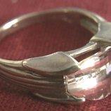 Кольцо Перстень Серебро 925 Проба 4.05 Гр 17 Разм Playmoment