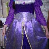 Карнавальный костюм девочке на 4-7лет Принцесса , Волшебница , Фея