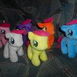 Мягкая игрушка малыши My Little Pony Мои маленькие пони