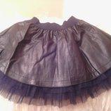 Мини юбка стильная