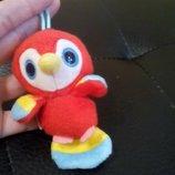 Брелок попугай