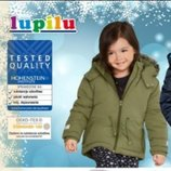 Бесплатная доставка Куртка евро-зима 3 цвета Lupilu.Германия.