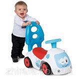 Автомобиль-Каталка 4 в 1 Smoby Maestro Balade Blue 720300
