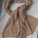 Красивый нежный женский шарфик