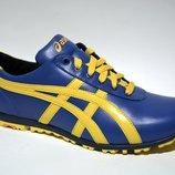 Кожаные кроссовки Украина