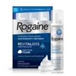 Rogaine 5% minoxidil Регейн 5% миноксидил в виде Пены