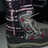 jack wolfskin термо ботинки 33 размер