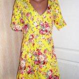 Летнее платье Heewen р.10 коттон ог 92, т.80,дл. 85