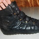 деми ботинки ecco 40 размер женские
