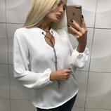 Блузка жатка