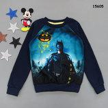 Теплая кофта Бетмен для мальчика.