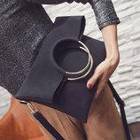 Набор женских сумок 2 в 1 сумка клатч AL7441