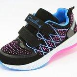 Очень красивые кроссовки для девочки Jong.Golf р р 25, 27, 28