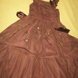 Красивое платье Некст 5л