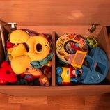 Сундук счастья игрушки от 0 до 24 мес