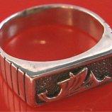 Кольцо Перстень Серебро 925 Проба 4,58 Гр 18,5 Р Playmoment