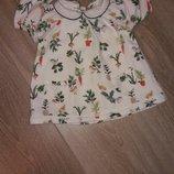 Блуза Marks&Spenser 6-9 мес.