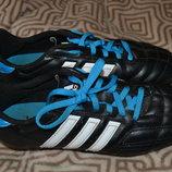 бутсы копы копочки футбольные кроссовки Adidas 24 см 37 размер оригинал