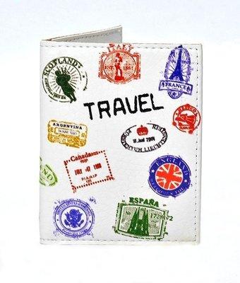 Обложка на ID карту, паспорт Travel
