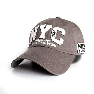 Мужская бейсболка NYC- 2436