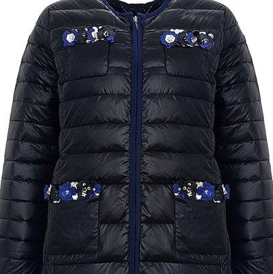 migliore vendita bello e affascinante prezzi incredibili Куртки Twin-Set Simona Barbieri,раз S, M, L ,XL темно -синие