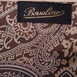 Стильный мужской шелковый шарф Borsalino.Италия