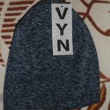 Зимняя теплая шапка на флисе на 5 - 25 лет