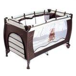 Детская манеж кровать 5466 V8 . Al.
