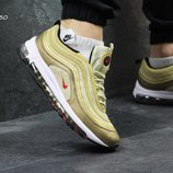 Кроссовки мужские Nike 97 gold