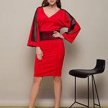 Платье Красный 42рр