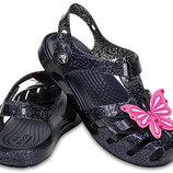 Босоножки Crocs Isabella Novelty Sandal раз. C6, С10 и С11