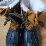 Зимние ботиночки Aigle 29 раз.