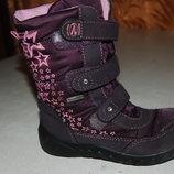 зимние ботинки richter 25 размер
