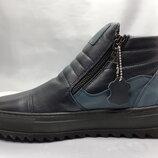 Распродажа мужские зимние ботинки под кеды Rondo 41,44,45р.