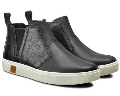 Ботинки челси Timberland,раз 46 ,стелька 30.5см ,натуральная кожа по бокам эластичные вставки -резин