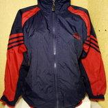 Спортивная куртка,кофта размер L фирмы Adidas, б/у