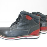 Стильные ботинки Итальянского бренда San Marina Европа оригинал