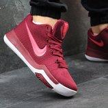 Кроссовки мужские Nike Zoom burgundy