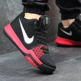 Кроссовки мужские Nike Zoom black/red
